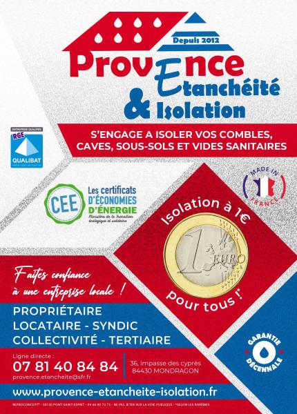 flyer 1 € isolation